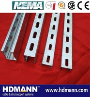 stainless steel 41x41 unistrut channel supplier in china