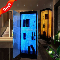 CARNIVAL party decor used led acrylic display living room cabinet