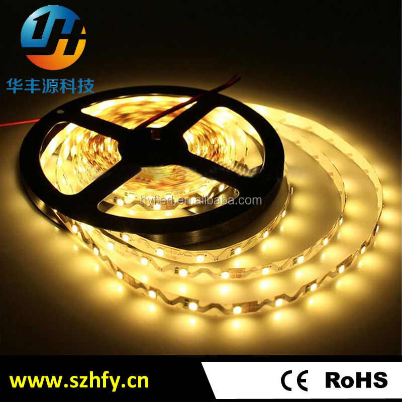 Channel letter s shape led strip light DC 12V 60leds/m with 2 years warranty