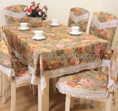 Cotton Blended chair covers High quality chair coverings