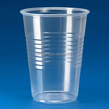 ALIBABA CHINA WHOLESALE Disposable Clear PP Plastic Cup
