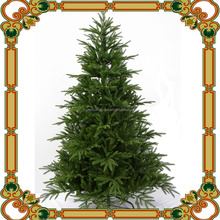 newly design artificial christmas tree / fake PE tree / Snowing Pine Cone Christmas Tree