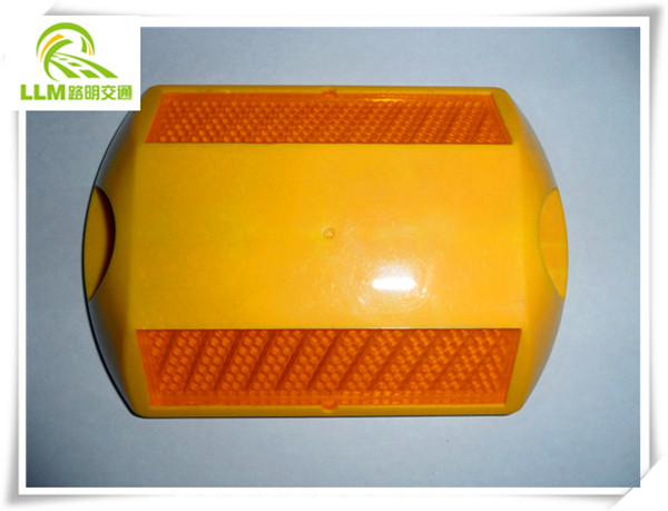 Heavy Duty Traffic Safety Road Stud Reflectors Plastic Road Stud