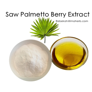 GMP Factory supply saw palmetto extract oil