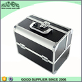 Hot beauty case hard toiletry bag makeup box aluminum custom case