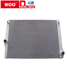 B.M.W ALL ALUMINUM RADIATOR PARTS AUTO AUTO RADIATOR PLASTIC TANKS OEM 17117606745 FOR F18