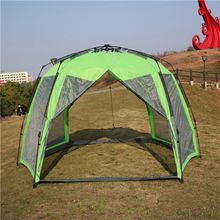 China wholesale market roof top tent waterproof courtyard small tent