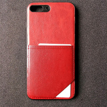 XMW tpu soft case phone cover with leather phone case for iphone 6 case