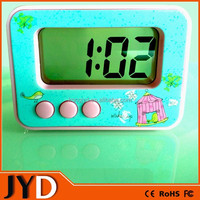 JYD- DAC69 Exact Time Display Digital Alarm Clock With Extra Loud Alarm Single