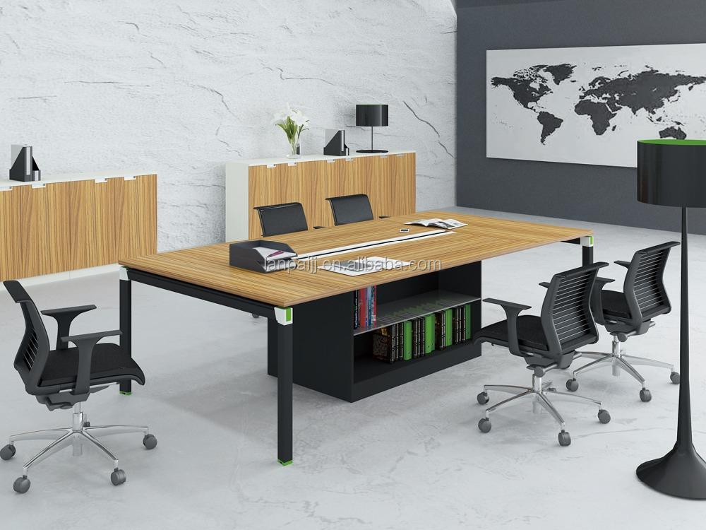 modern meeting office desks top grade melamine office