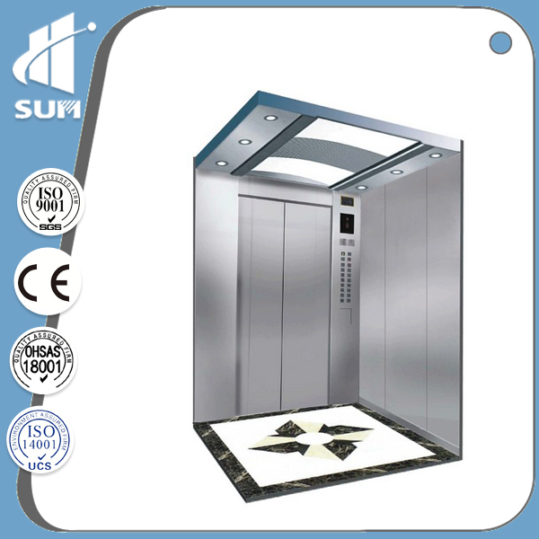 630KG machine room passenger elevator good price