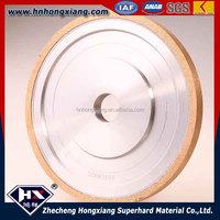 1A1 vitrified diamond flat grinding wheel for PCD,carbide use