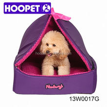 Princess castle tent shaped luxury beautiful dog beds