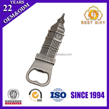 Europe Church tower shape Metal stainless steel Bottle Beer Openers