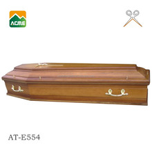 AT-E554 wholesale best price used coffins for sale