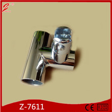 Factory price stainless steel glass door patch fitting