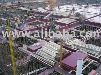 Bamboo plywood for architecture templates, construction formwork, building templates, building formwork, bridge plate