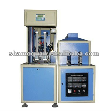 semi automatic PET bottle making machine/bottle blowing machine
