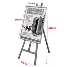 Picture frames wholesale 18x24 snap on frames