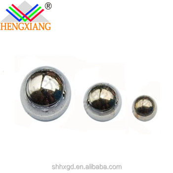 germanium ball 99.999% Spherical shape germanium granule without aperture