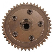 High performance custom steel auto engine camshaft timing gear