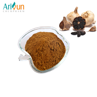 Factory Supply Powder Pure Natural Black Garlic Extract 10:1