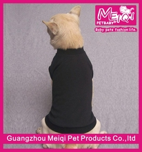 Hot sale many colors available pet tshirt wholesale plain dog t-shirts