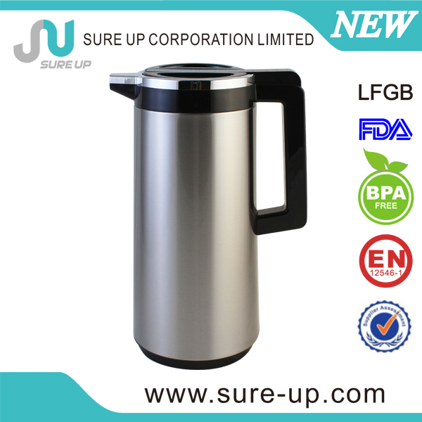 Antique factory insulated coffee thermos for sale (JGJV)