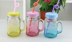 China manufacturer hot sale glass milk bottle covers