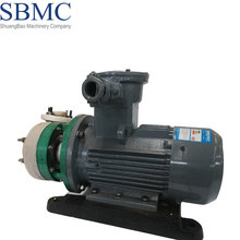 With CE And ISO9001 Certificates Plastic Centrifugal Impeller Chemical Process Pump For Sulfur Hydroxide