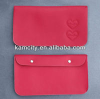 Custom Colorful PVC Ladies Travel Wallet
