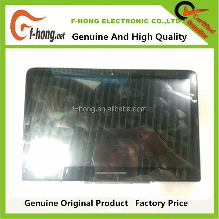 Genuine original new for HP 13-S122DS Touch Screen with frame LP133WH2 (SP)(B3) 809832-001