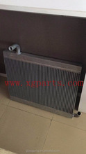 SH50 SH60 hydraulic oil cooler for SUMITOMO excavator