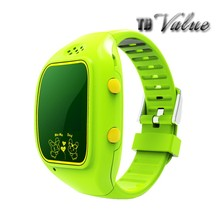 Children smart watch Gps tracker senior cell phone wholesale