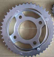 Motorcycle Transmissions Sprocket Kit Motorcycle Parts used for bajaj discover chain sprocket