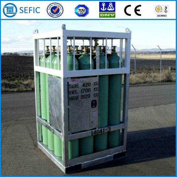 High Pressure Bottle Rack : Oxygen gsa cylinder gas rack buy