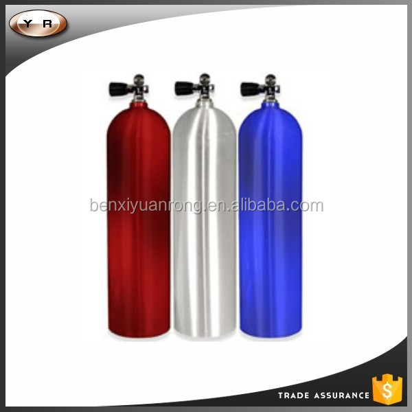 Provide Aluminum Gas Cylinder gas cylinder meter in competitive price