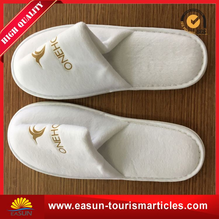 Nice disposable hospital slippers wholesale disposable slippers for wedding one time slippers