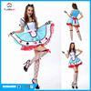 Best supplier for maid crossdressing halloween party costume