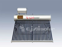 integrated coiler solar water heater