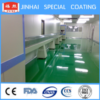 High Leveling Epoxy Concrete Workshop Floor Coating