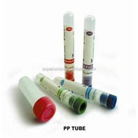 Plain Tube vacuum blood collection tube/vacutainer