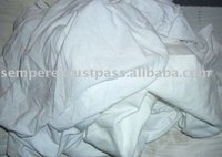 Spain White Cotton Wiping Rags