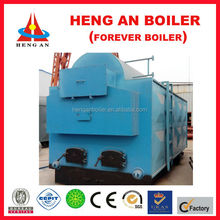 low price fast production wood fired generator