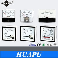 Manufacturer best quality Analog only display panel meter AC DC Ammeter voltmeter KW HZ power Meter