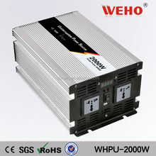 Energy converter 2000w 110v 12v 120v 60hz inverter with charger