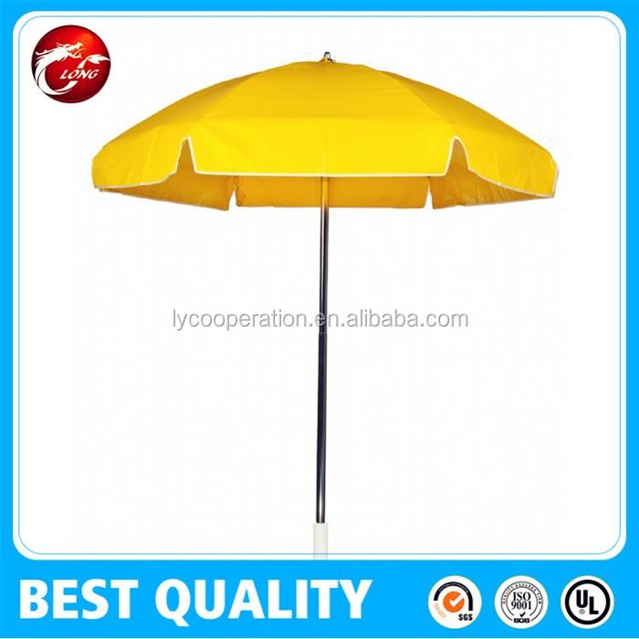Garden Beach Patio Tilt Umbrella Parasol Sun Shade UPF UV Protection Tilting