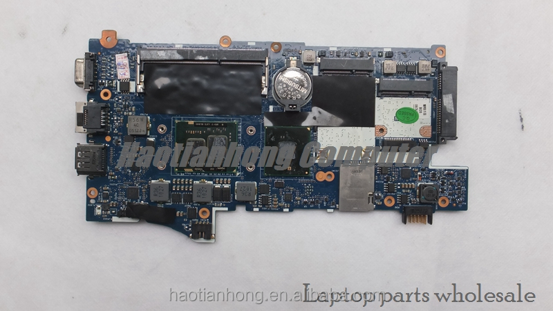 Motherborad for HP 5320 5320m laptop with i5-450M CPU built-in NBV00 LA-6161P HM57