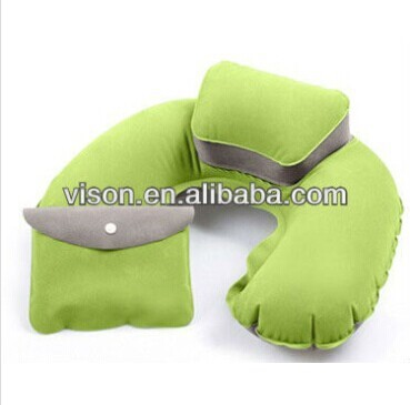 Travel disposable neck cute pillow case cover u shape neck pillow case cute neck pillow