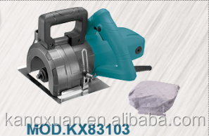 power tools 150mm marble cutter with dust bag /high quality (KX83103)